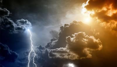 آئندہ بار ہ گھنٹوں میں مختلف علاقوں میں گرج چمک کے ساتھ بارش کا امکان