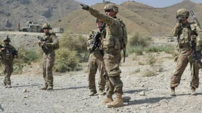 افغان اہلکار نے فائرنگ کرکے 3 امریکی فوجی ہلاک کر دیئے