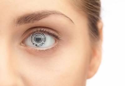 آنکھوں میں لگے کنٹیکٹ لینز شوگر لیول بتائیں گے