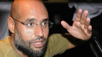 سیف الاسلام قذافی رہائی کے بعد ہی مشرقی لیبیا روانہ