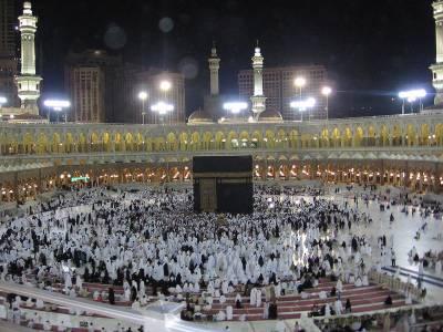 پاکستان سے اب تک 18لاکھ 25ہزارعمرہ زائرین سعودی عرب پہنچ گئے