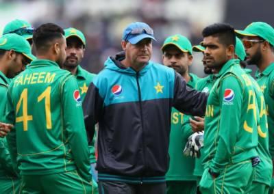 پاکستان کا ٹاس جیت کر فیلڈنگ کا فیصلہ کر لیا