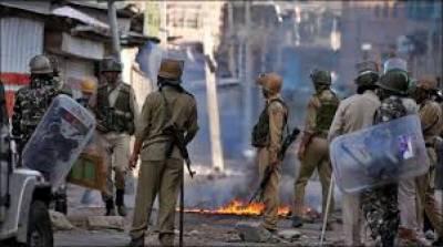 مقبوضہ کشمیر میں بھارتی مظالم کا سلسلہ جاری، مقبوضہ وادی میں کشیدگی برقرار