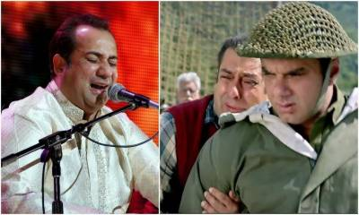 راحت فتح علی خان کے گانے 'تنکا تنکا دل میرا' کی دھوم
