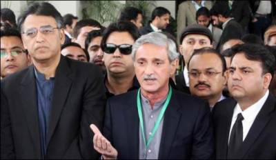 وزیراعظم فوری طور پر مستعفی ہوں، جہانگیر ترین