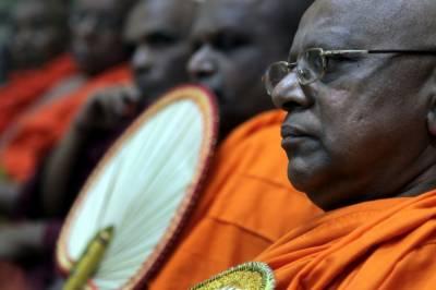 سری لنکن پولیس میں مسلمانوں کے خلاف نفرت انگیز جرائم میں ملوث بدھ مذہبی رہنما گرفتار