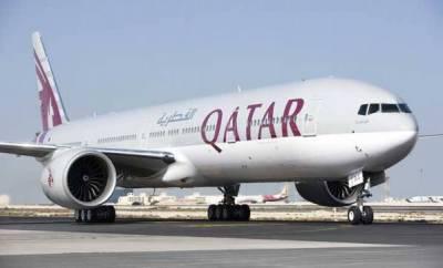 انٹرنیشنل سول ایوی ایشن قطر کی ناکہ بندی کو غیر قانونی قرار دے، قطر ایئرویز