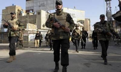 کوئٹہ میں سیکورٹی فورسز نے2دہشتگرد جہنم واصل کردیئے،5گرفتار