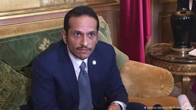 سیاسی بحران کی اصل وجہ الجزیرہ ااور ایران نہیں ہیں ۔قطر