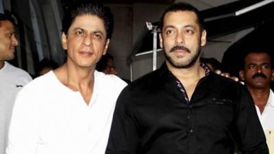 شاہ رخ اور سلمان 100 امیر ترین سیلیبرٹیز کی فہرست میں شامل