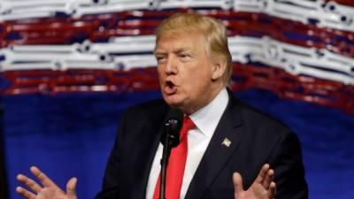 کرپشن الزامات،امریکا کی دو ریاستوں کا ٹرمپ پر مقدمے کا اعلان