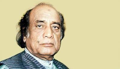 شہنشاہِ غزل مہدی حسن کی پانچویں برسی منائی گئی