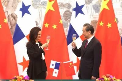 پاناما نے تائیوان کو چھوڑ کر چین سے سفارتی تعلقات جوڑ لیے