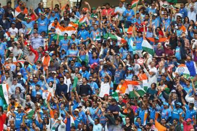 پاک انگلینڈ پہلے سیمی فائنل کی 38 فیصد ٹکٹیں بھارتی شائقین نے خرید لیں