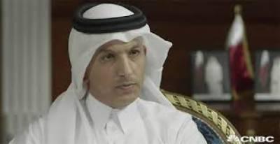 """""""اگر ہمیں ایک ڈالر کا نقصان ہوا تو دوسروں کا بھی ایک ڈالر ضائع ہو گا""""،قطری وزیر ِخزانہ"""