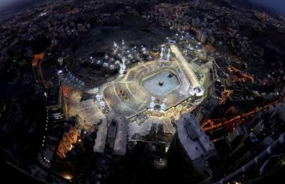 مسجد حرام کے 210 دروازوں پر زائرین کی رہنمائی کےلئے تمام ممکنہ اقدامات