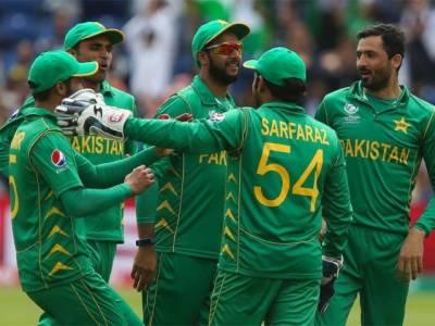 پاکستان کی ورلڈ کپ میں شرکت یقینی ہوگئی