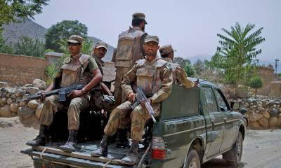 آپریشن ردالفساد کامیابی سے جاری، بھاری تعداد میں اسلحہ اور گولہ بارود برآمد