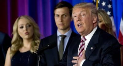 داماد سے تفتیش کرنے پر امریکی صدر ٹرمپ برہم ہو گئے