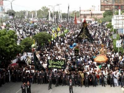 کو ئٹہ میں بھی یوم حضرت علی ؓکی مناسبت سے سیکیو رٹی کے سخت انتظامات