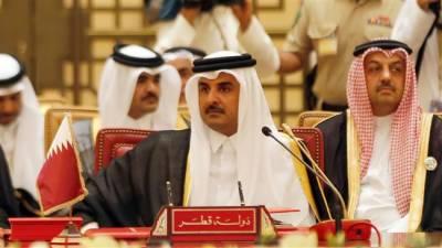 سعودی عرب اور قطر تنازعہ وقتی طوفان ہے ،جلد تھم جائیگا،شامی اپوزیشن کا دعویٰ
