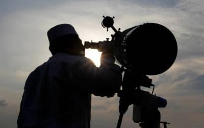 شوال کا چاند 25 جون کو نظر آجائیگا،عیدالفطر26جون کو ہوگی،محکمہ موسمیات کی پیشگوئی