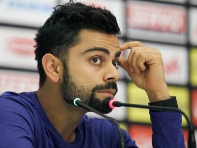 پاکستانی ٹیم کو آسان لینا بہت بڑی غلطی ہو گی ، ویرات کوہلی