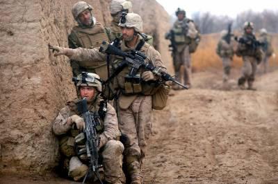 افغان بیس پر حملے میں 7امریکی فوجی زخمی: امریکی حکام