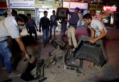 عبرتناک شکست کے بعد بھارت میں کہرام مچ گیا