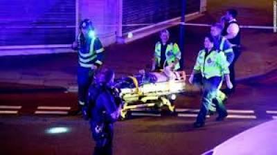 لندن:نامعلوم شخص نے نماز پڑھنے والوں وین چڑھا دی ،ایک شخص جان بحق متعدد زخمی