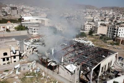 یمن میں فضائی حملے میں 24افراد ہلاک، متعدد زخمی