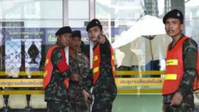 تھائی لینڈ میں بم دھماکا پانچ فوجی ہلاک