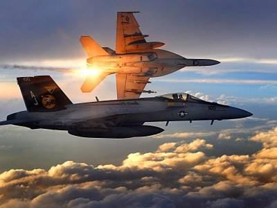 امریکی جیٹ طیارے نے شامی لڑاکا طیارہ مار گرایا