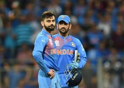 بھارتی کرکٹ بورڈ نے دھونی کو دوبارہ ٹیم کی کپتانی سنبھالنے پر رضامند کرنا شروع کر دیا