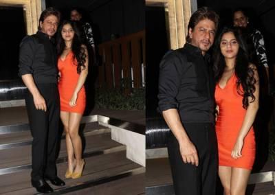 کرن جوہر شاہ رخ خان کی بیٹی کو بالی وڈ میں متعارف کروائیں گے
