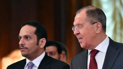 ریاض معاہدہ قطر بحران حل کرنے میں کلیدی کردار ادا کر سکتا ہے، روسی وزارت خارجہ