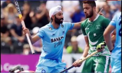 انڈین کھلاڑیوں کے سیاہ پٹیاں باندھنے پر پاکستان کا احتجاج