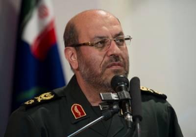 ایران ہر خطرے کا پوری قوت کے ساتھ جواب دے گا، وزیر دفاع