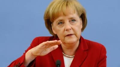 جرمن حکومت یورو زون میں اصلاحات کے فرانسیسی منصوبے پر غور کرنے کو تیار ہے، انجیلا میرکل