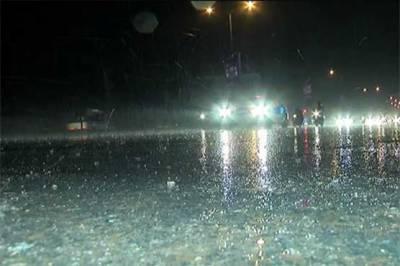 پنجاب اور آزاد کشمیر میں طوفانی بارشیں، 3 افراد جاں بحق، متعدد زخمی