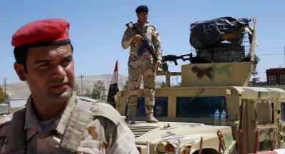 عراقی فوج کی داعش کے دہشتگردوں کو آخری وارننگ