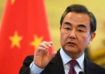 چینی وزیرخارجہ انتہائی اہم دورے پر پاکستان آئینگے