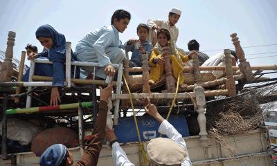 خیبر ایجنسی کے 90 ہزار سے زائد بے گھر افراد واپس اپنے علاقوں میں پہنچ گئے