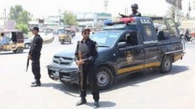عید کاخصوصی سیکورٹی پلان جاری