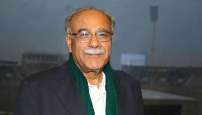 پاکستان میں پی ایس ایل کے متعدد میچز کرائے جائیں گے ، نجم سیٹھی