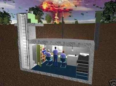 امریکہ 'ایٹمی حملوں سے بچاو¿ کیلئے زیر زمین بنکرز کا خفیہ نیٹ ورک