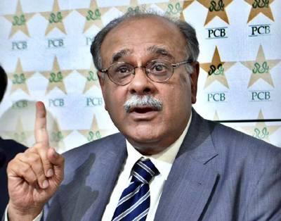 سپر لیگ کے سات سے آٹھ میچ پاکستان میں ہوں گے ، نجم سیٹھی