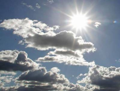 آئندہ چوبیس گھنٹوں میں مختلف علاقوں میں موسم گرم رہے گا،محکمہ موسمیات