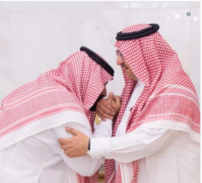شہزادہ محمد بن سلمان نے روایات کے برخلاف بیعت لی