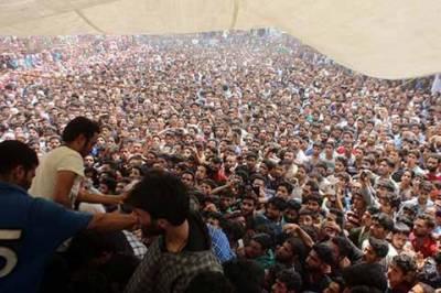 مقبوضہ کشمیر: بھارتی فوجیوں نے مزید چار کشمیریوں کو شہید کر دیا